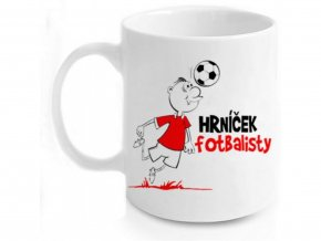 Vtipný hrnek - Fotbalisty