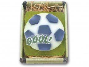 Ručně vyráběné mýdlo - Fotbalový míč