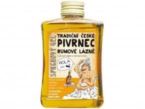 Rumový sprchový gel 300ml
