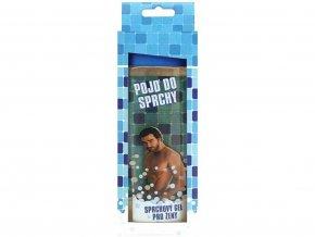 Sprchový gel 300ml - 3D pro ženy - modrý