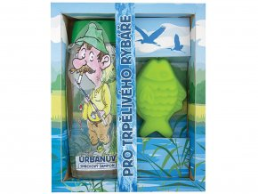 Kosmetický balíček pro rybáře