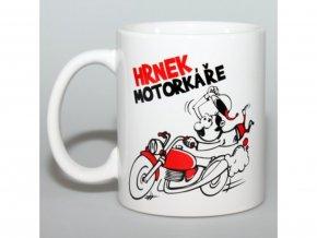 Vtipný hrnek - Motorkáře