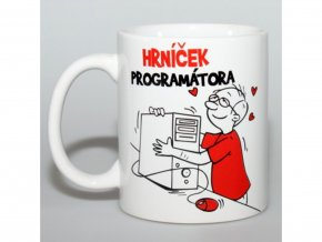 Vtipný hrnek - Programátora