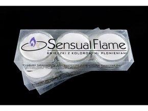 Magická svíčka - zelená