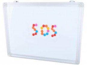 Magnetická tabule 60x45 cm