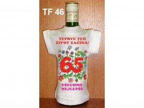 Tričko na láhev - Teprve teď život začíná 65