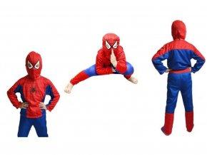 Dětský kostým - Spiderman