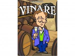 Certifikát vinaře