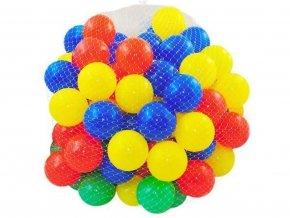Plastové míčky do bazénu 100ks
