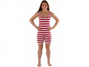 Retro plavky dámské