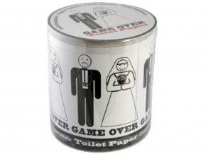 Toaletní papír - Game Over