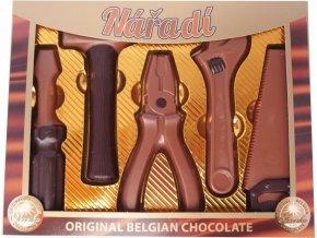 Čokoládové nářadí - velké