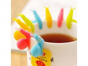 Držák na čaj slimák1