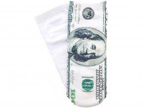Ponožky dolar1