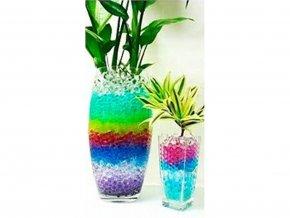 Gelové kuličky do vázy 5g3