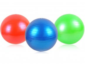Gymnastický míč 55cm s pumpou 1