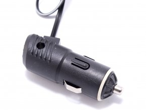 Roztrojka, nabíječka do auta 3 výstupy 1 USB