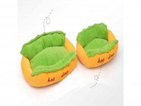 Pelíšek pro psy Hot dog