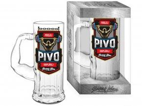 Půllitr Posiluj pivo doplňuj