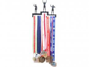 Věšák na medaile Stupně vítězů