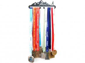 Věšák na medaile Hory muž