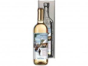 Vánoční víno Chardonnay
