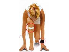 Magnetické pásky Dr. Levine - poškozené balení