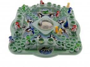 Společenská hra Veselí tučňáci