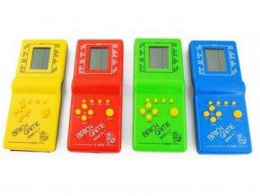 Digitální hra Brick Game Tetris