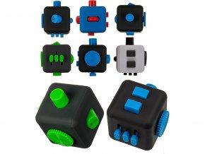 Fidget Cube antistresová kostka