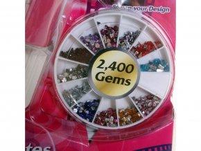 Domácí nehtové studio Hollywood nails 3