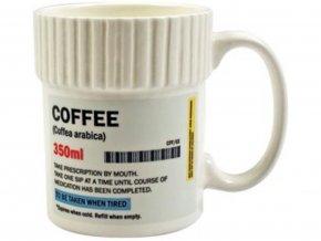 Hrnek na předpis káva