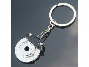 Přívěšek na klíče brzdový kotouč