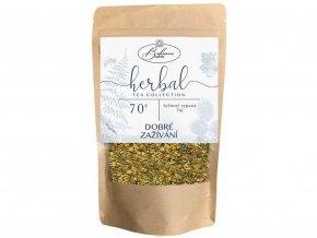 Bylinný čaj pro dobré zažívání plátěný pytlík 70g