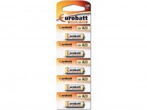 Alkalické baterie Eurobatt A23 12V 1ks