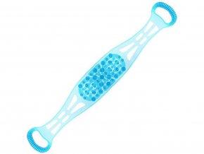 Oboustranný elastický masážní pás
