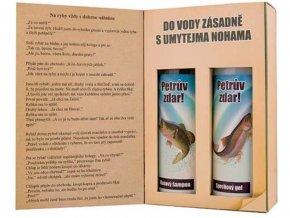 Dárkové balení kniha Pro rybáře