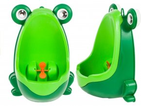 Dětský nočník pisoár žába