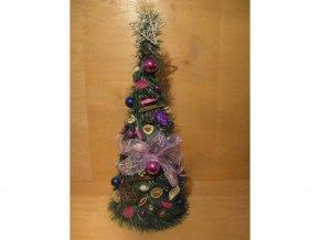 Zdobený Vánoční stromek 80 cm