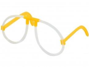 Svítící brýle 2