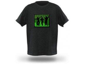 Tričko s ekvalizérem - Model C - Velikost L
