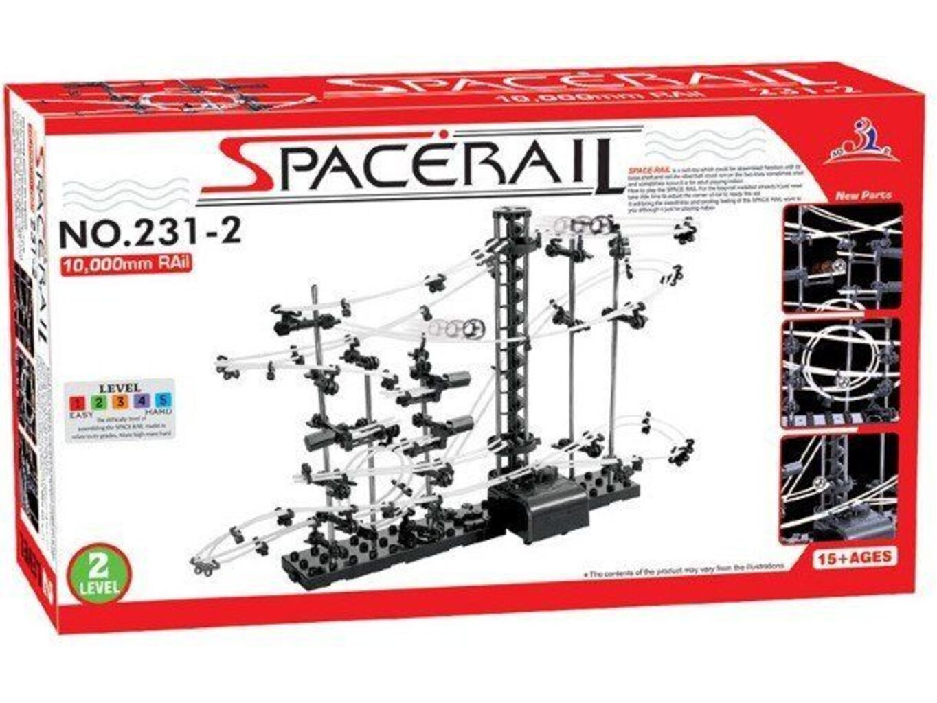 Spacerail level 2