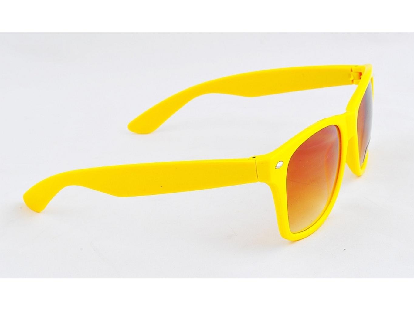 Sluneční brýle Wayfarer Barva: Zelená