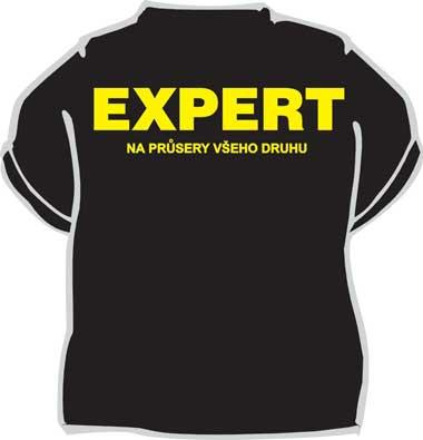 Tričko - Expert Velikost: S