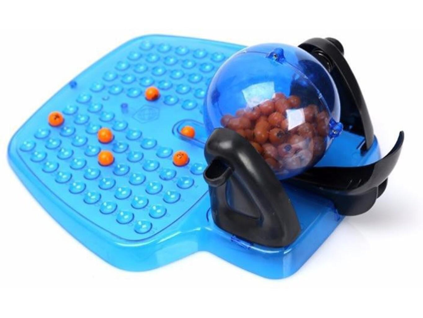 Rodinná hra Bingo