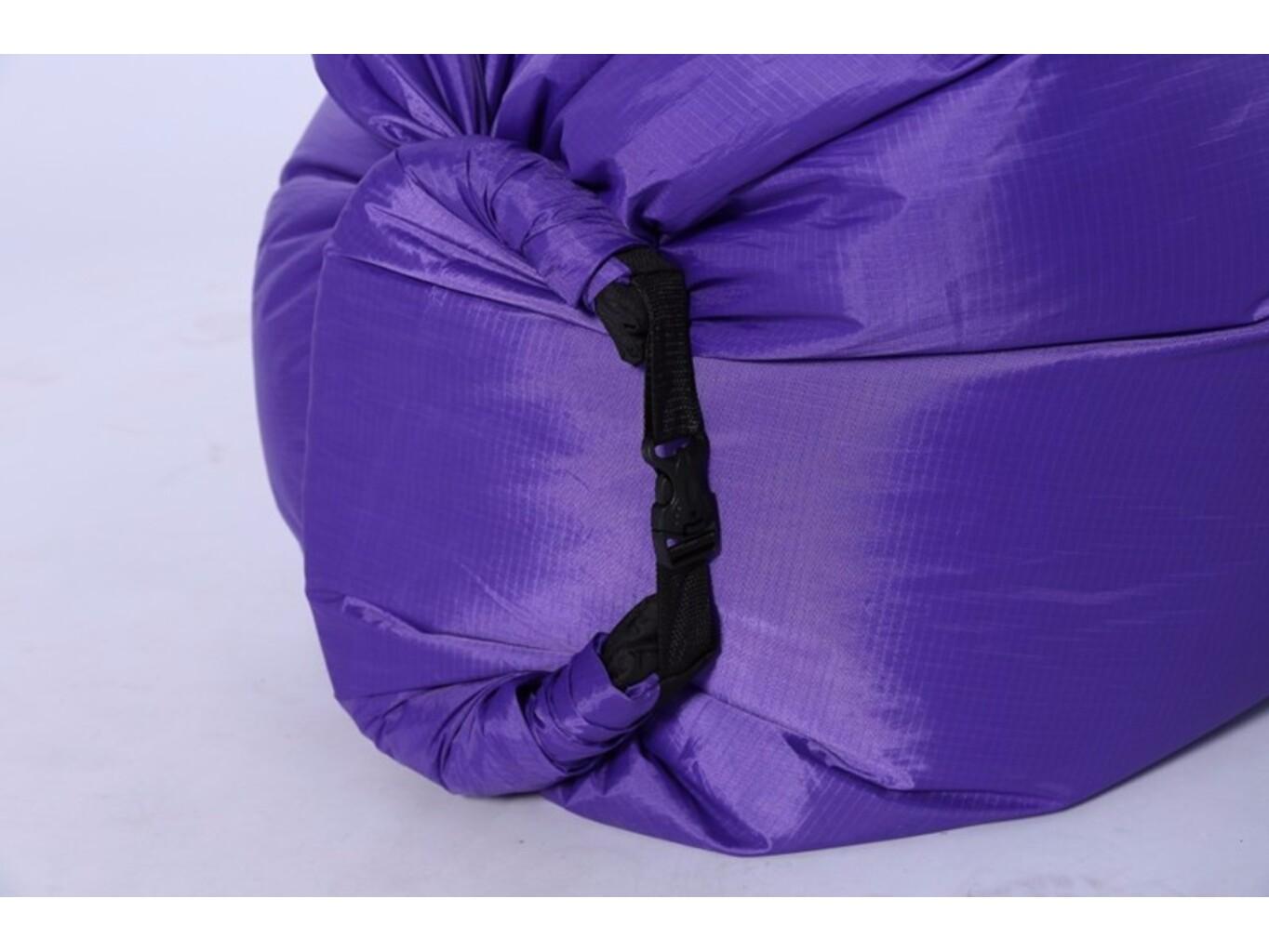 Nafukovací vak - lazy bag Barva: Růžová