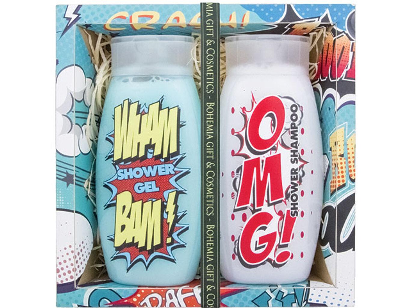 Dárkové balení - gel + sprchový šampon pro teenagery
