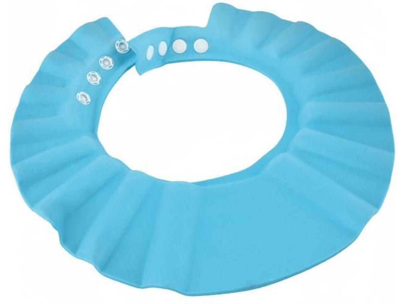 Dětská koupací čepice - ochranný kšilt Barva: Růžová