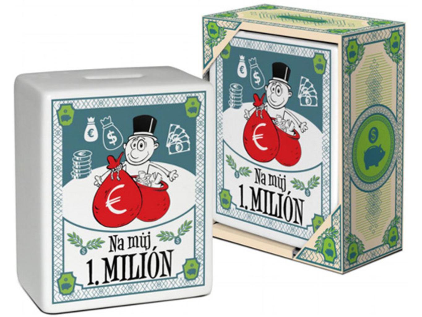 Pokladnička kostka - Na můj první milión
