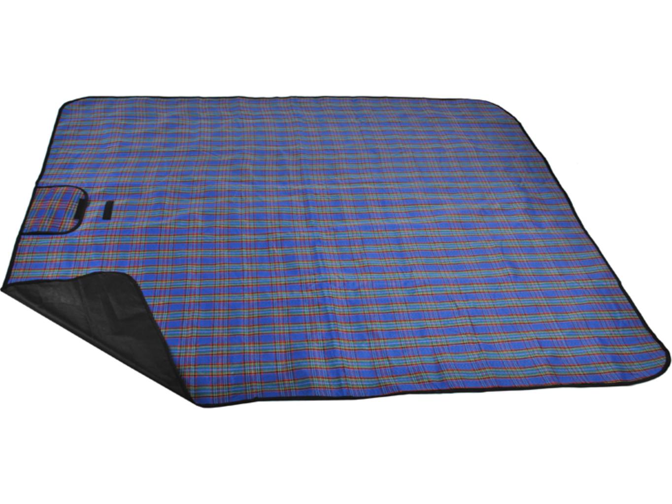Malatec Pikniková deka Basic 145x180cm Barva: Modrá